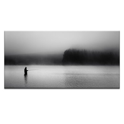'The Fog Catcher' Photographic Print on Wrapped Canvas Size: 12.9