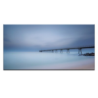 'Ten Minutes' Photographic Print on Wrapped Canvas Size: 12.9