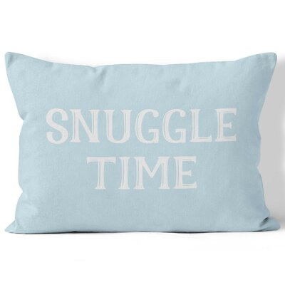 Snuggle Time Lumbar Pillow