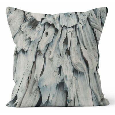 Drift Wood Throw Pillow Size: 20 H x 20 W x 3 D