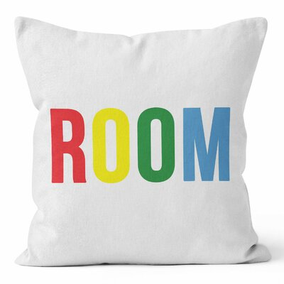Room Throw Pillow Size: 20 H x 20 W x 3 D