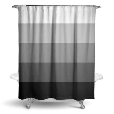 Rajkumar Ombre Stripe Shower Curtain
