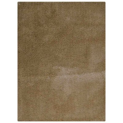 Sanford Solid Hand-Woven Ivory Area Rug Rug Size: Rectangle�9 x 12