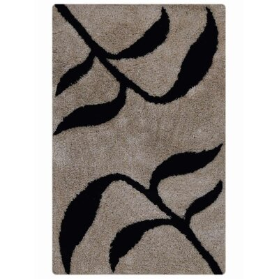 Altona Hand-Tufted Beige/Black Indoor/Outdoor Area Rug