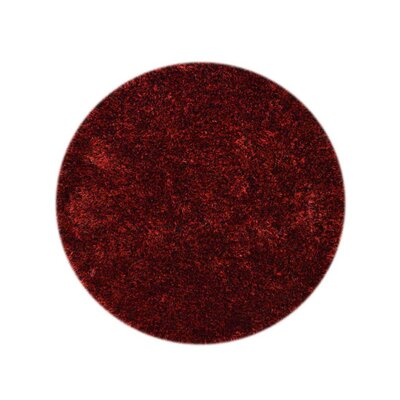 Ry Hand-Tufted Red Indoor/Outdoor Area Rug