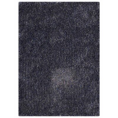 Ry Hand Tufted BlueWhite Area Rug Rug Size: 5 x 8