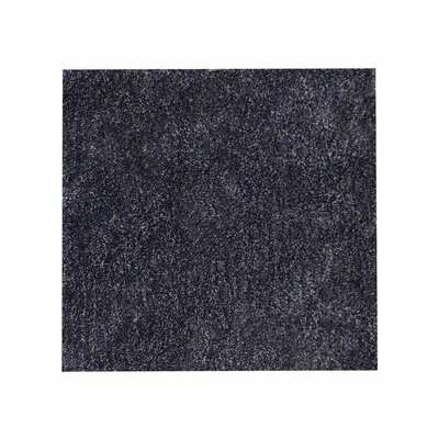 Ry Hand-Woven Blue Indoor/Outdoor Area Rug Rug Size: Square 8