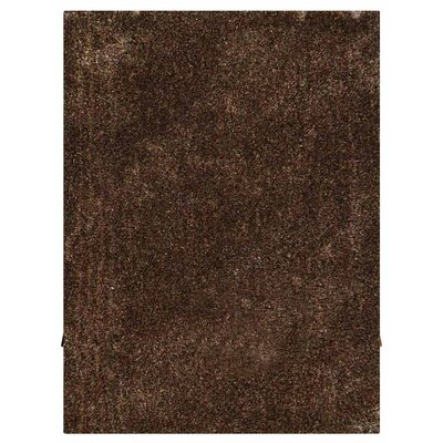 Filander Hand-Woven Brown Area Rug Rug Size: Rectangle�5 x 8