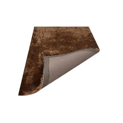 Amezcua Hand Tufted Brown/Black Area Rug Rug Size: 10 x 13