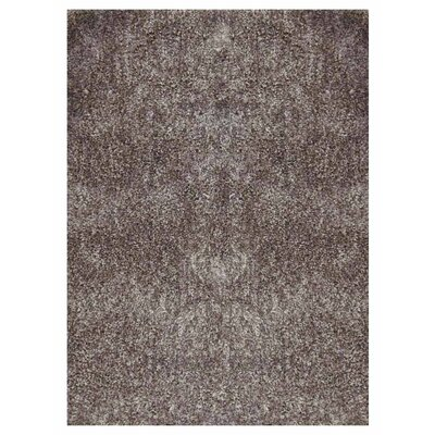 Stimson Hand-Tufted Gray/Brown Area Rug Rug Size: 10 x 13