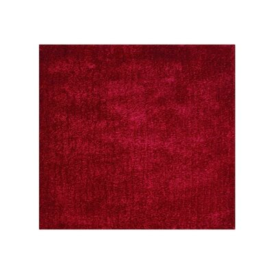 Kaylen Hand Tufted Red Area Rug