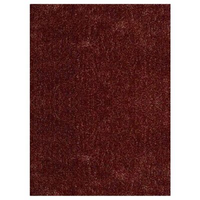 Hollister Hand Tufted Brown Area Rug