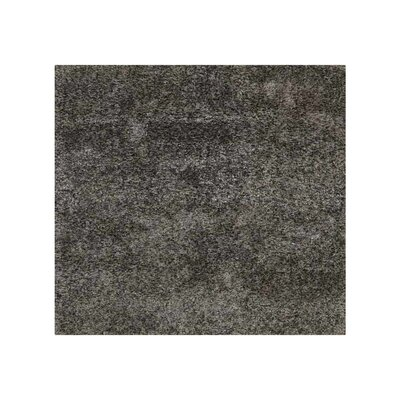 Danelle Hand-Woven Brown Area Rug Rug Size: Square 8
