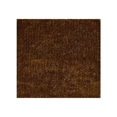 Birkett Hand Tufted Brown Area Rug Rug Size: Square 10 x 10