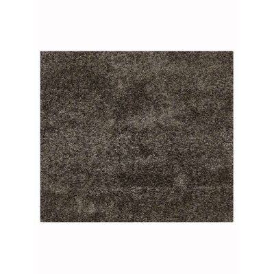 Ayako Hand-Woven Gray Area Rug Rug Size: Square�10