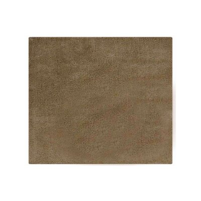 Sanford Solid Hand-Woven Ivory Area Rug Rug Size: Square�10