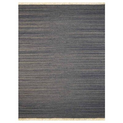 Corwin Hand-Woven Silver Area Rug Rug Size: Rectangle�8 x 10