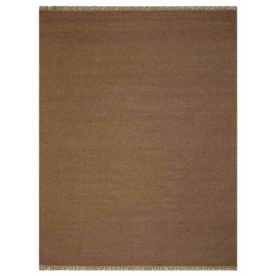Corto Hand-Woven Cream Area Rug Rug Size: Rectangle�7 x 9