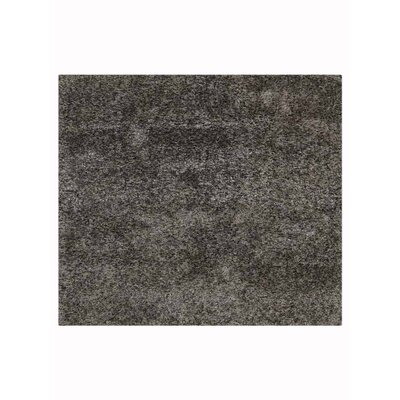 Danelle Hand-Woven Brown Area Rug Rug Size: Square 10