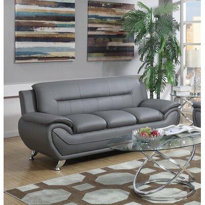 Hawking Sofa Upholstery: Gray