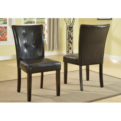 Saxon Modern Luxurious Upholstered Dining Chair
