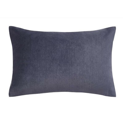 Carrillo Lumbar Pillow Color: Blue