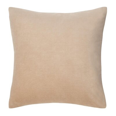 Rennick Decorative Pillow Color: Tan