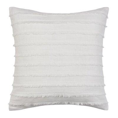 Carrillo Decorative Pillow Color: Ivory