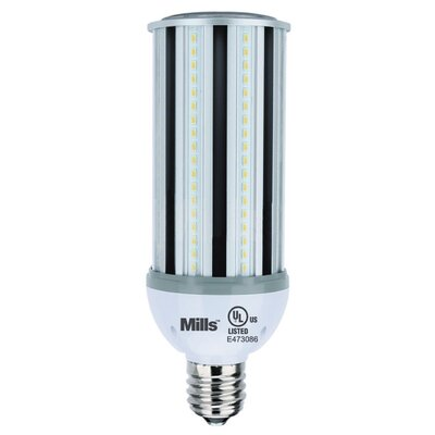 54W E39 LED Light Bulb Bulb Temperature: 3000K Warm White