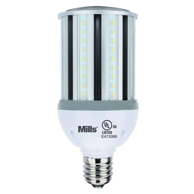 27W E26 LED Light Bulb Bulb Temperature: 4000K Daylight White