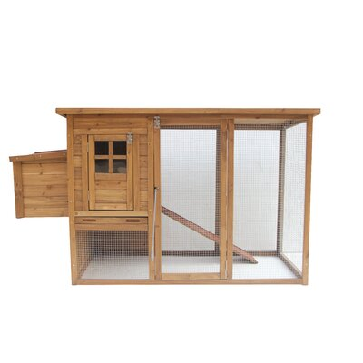 Wooden Animal Hutch
