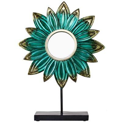 Raymund Daisy Accent Mirror