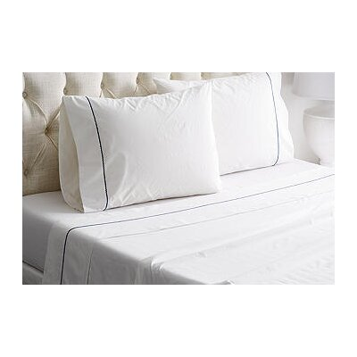Caroline Queen Cotton Sheet Set Color: Red