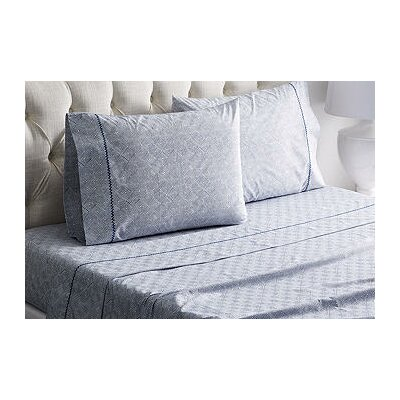 Diamonds 250 Thread Count 100% Cotton Sheet Set Size: Queen