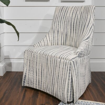 Seville Skirted Side Chair