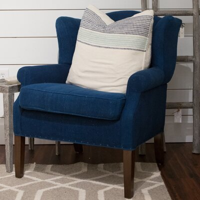 Woodruff Wingback Chair