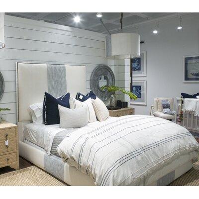 McKinnon Upholstered Panel Bed Size: King