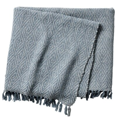 Monterey Denim Throw