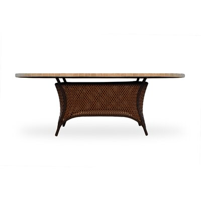 Grand Traverse Dining Table Finish: Bisque