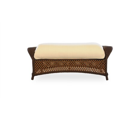 Grand Traverse Ottoman with Cushion