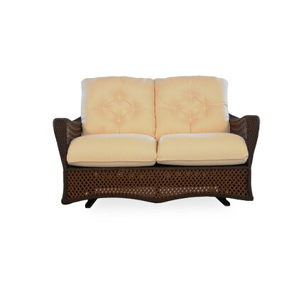 Grand Traverse Glider Loveseat with Cushions