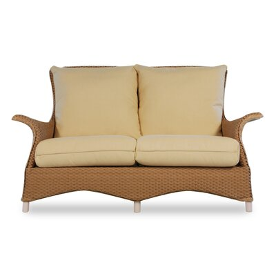 Mandalay Love Seat with Cushions