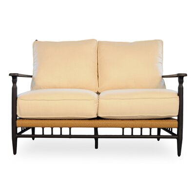 Low Country Loveseat with Cushions