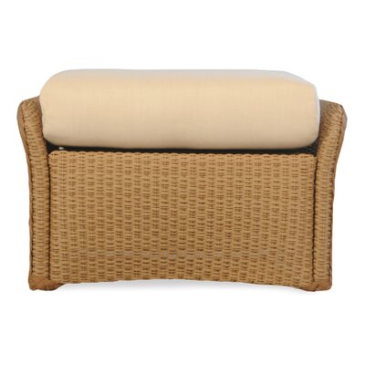 Weekend Retreat Ottoman with Cushion