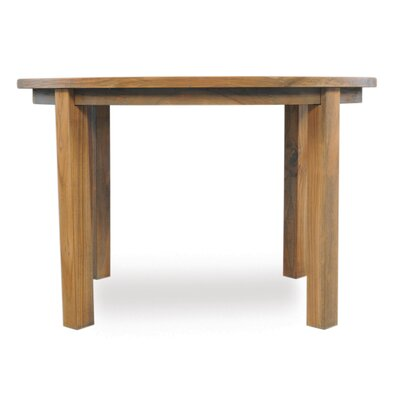 Parsons Umbrella Dining Table