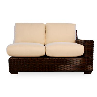 Contempo Left Arm Loveseat with Cushions