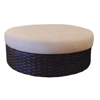 Contempo Ottoman with Cushion