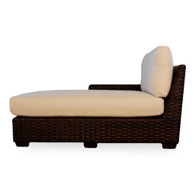 Contempo Chaise Lounge with Cushion