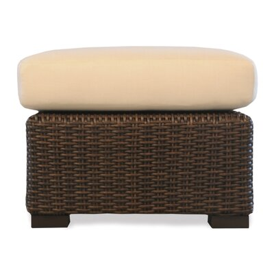 Mesa Ottoman with Cushion