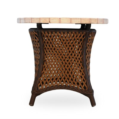 Grand Traverse Side Table Finish: Caramel